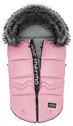 Зимний конверт Bair Alaska Thermo розовый