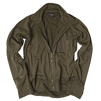 Куртка софтшелл легкая олива Mil-tec