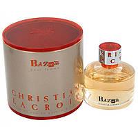 Парфюмированная вода CHRISTIAN LACROIX BAZAR POUR FEMME 100 ml