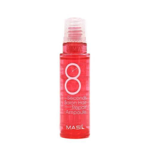 Восстанавливающая Маска - филлер для волос MASIL 8 seconds Salon Hair Repair AMPOULE 15 мл