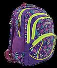 Рюкзак шкільний для дівчинки Фіолетовий, фото 2