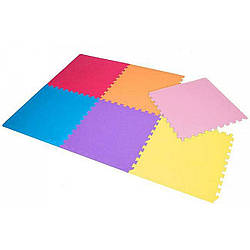 Мат-пазл (ласточкин хвост) Springos Mat Puzzle EVA 180 x 120 x 1 cм PM0002