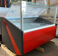 Холодильная витрина Juka FGL130 рестайлинг