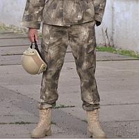 Штаны тактические брюки A-TACS рип-стоп Arid Urban  Mil-tec