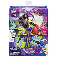 Кукла Индиго Зап Май литл пони девочки эквестрии My Little Pony Equestria Girls Indigo Zap Style Motocross