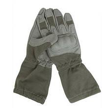 Перчатки Nomex Action c отворотом Foliage Mil-tec