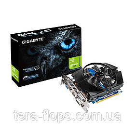 Видеокарта GT 740 2GB DDR5 Gigabyte (GV-N740D5OC-2GI) Б/У