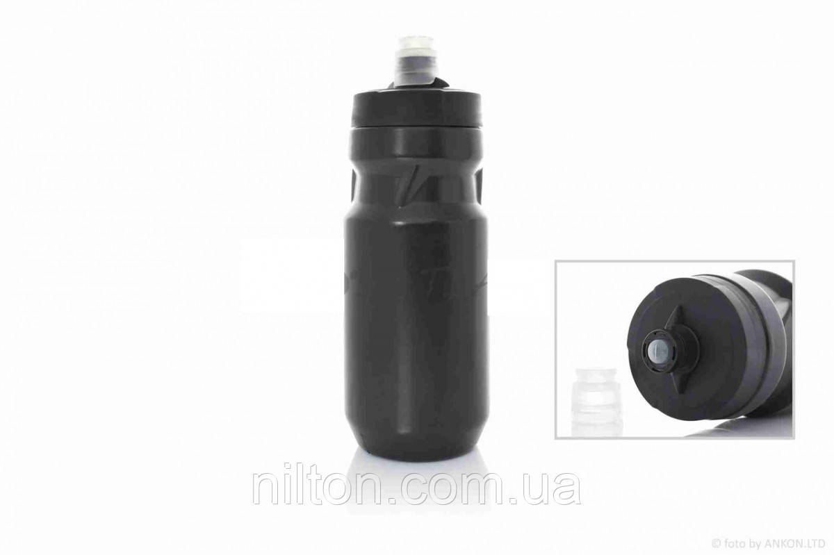 Спортивна пляшка Feel Fit SP-008 Чорна