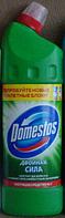 Domestos чистящее средство Двойная Сила Хвойная Свежесть 1л