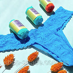 Hanky Panky Signature Lace Стринги Sapphire