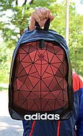 Городской Рюкзак Adidas красного цвета на 16 литров, фото 1
