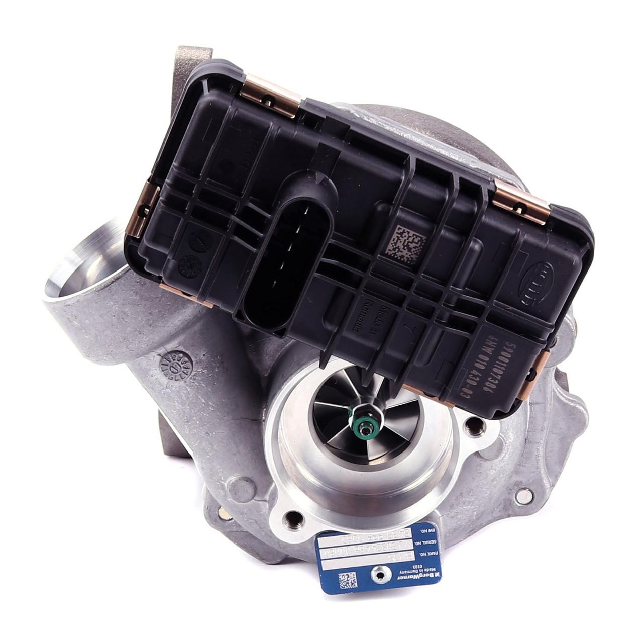 Турбіна BorgWarner  BMW 5 (F10/F11)/X5 (F15/F85)/X1 (E84)/4 (F33) 2.5d 09- (Biturbo) США