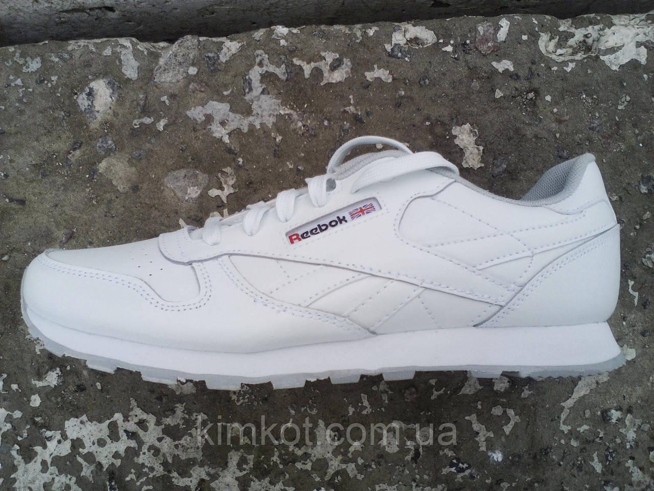 65eb529fedbd32 Кроссовки мужские белые Reebok 40 -45 р-р, цена 780 грн., купить в ...