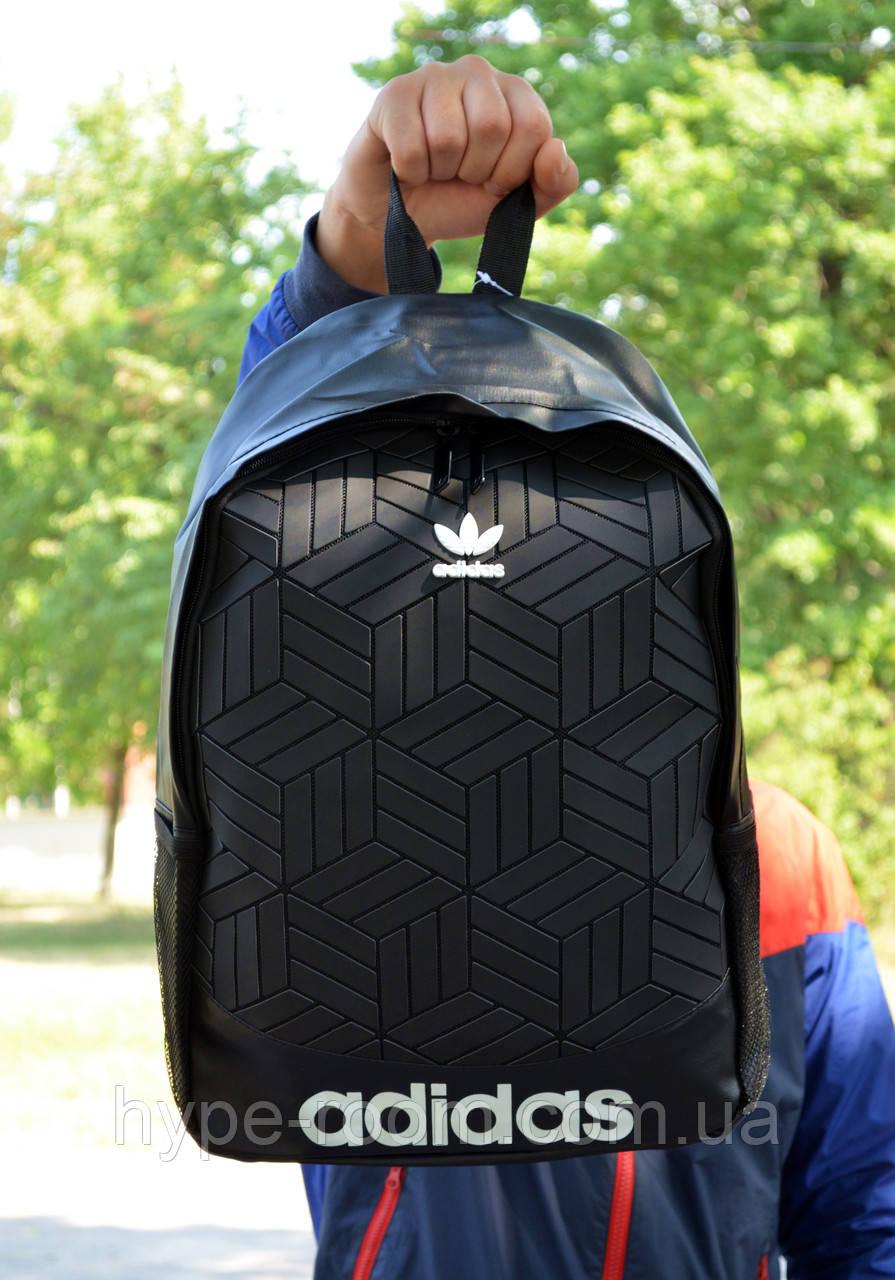 Міський Рюкзак Adidas чорного кольору на 16 літрів