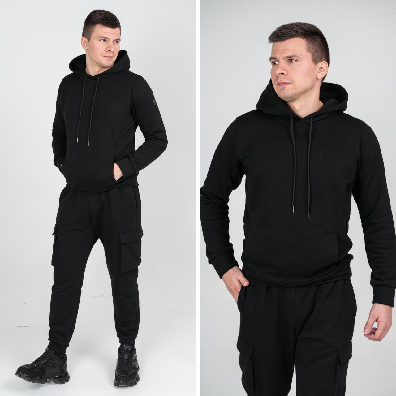 Спортивный костюм Enerjy черный