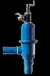 Полуавтоматический сетчатый фильтр Yamit SA-502C (до 25 кубов)