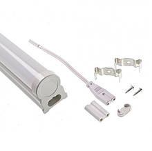 Світильник LED T5 1200 4000K 18W 220V 1600L (ЛПО 1х1200) без вимикача TechnoSystems TNSy5000565