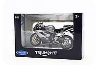 Мотоцикл модель «Triumph daitona» TR19660PW, фото 1