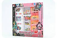 Холодильник для кукол «Monster High» QF 2579MH, фото 1