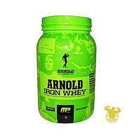 Протеин Iron Whey Arnold Series от MusclePharm