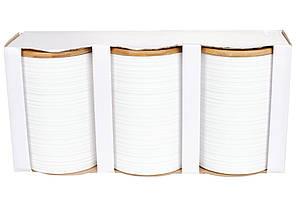 Банки з бамбуковою кришкою 800 мл Лінії Bona Di 304-903