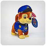 Интерактивная мягкая игрушка Чейз «Щенячий патруль» Чейз, фото 4