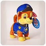 Интерактивная мягкая игрушка Чейз «Щенячий патруль» Чейз, фото 8
