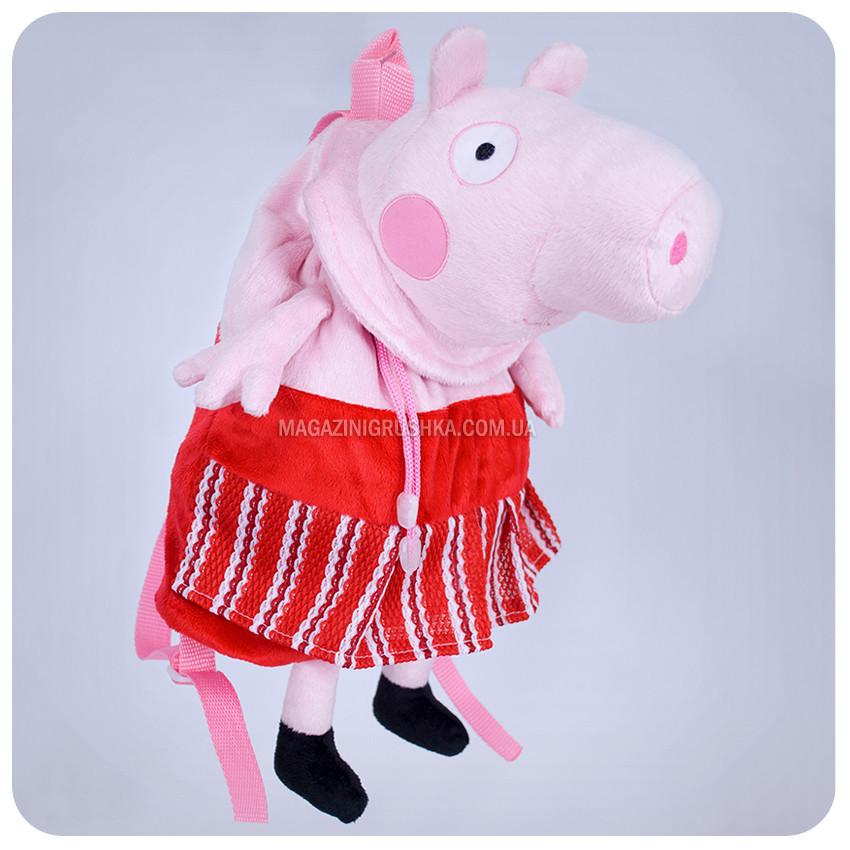 Рюкзак-іграшка «Свинка Пеппа» - Пеппа
