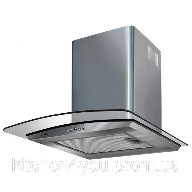 Ventolux Venezia 60 inox (700) K декоративная кухонная вытяжка, нержавеющая сталь