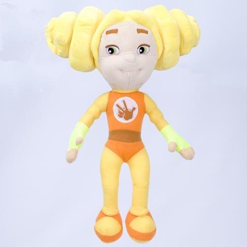 М'яка іграшка «Фиксики» - Шпуля (37 см)