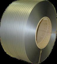 Поліпропіленова стрічка 19 мм х 0,9 мм х 1.0 км сіра