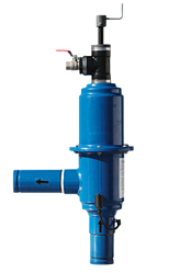 Полуавтоматический сетчатый фильтр Yamit SA-503C (до 50 кубов)