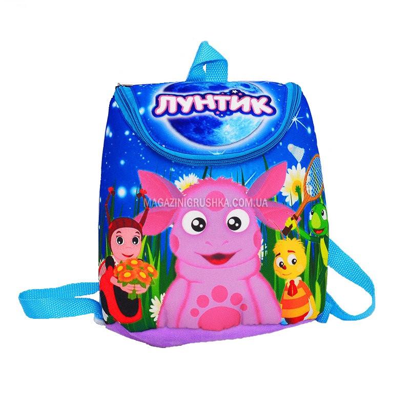 Рюкзак «Лунтик» - luntik1
