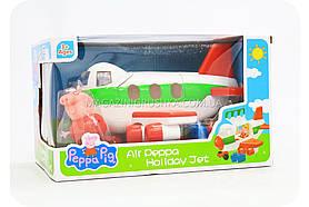 Дитячий ігровий набір «Літак Свинки Пеппы» LQ913A
