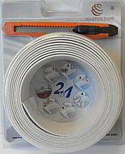 Обробно-герметизуюча стрічка для ванни 3.2 м х 62 мм