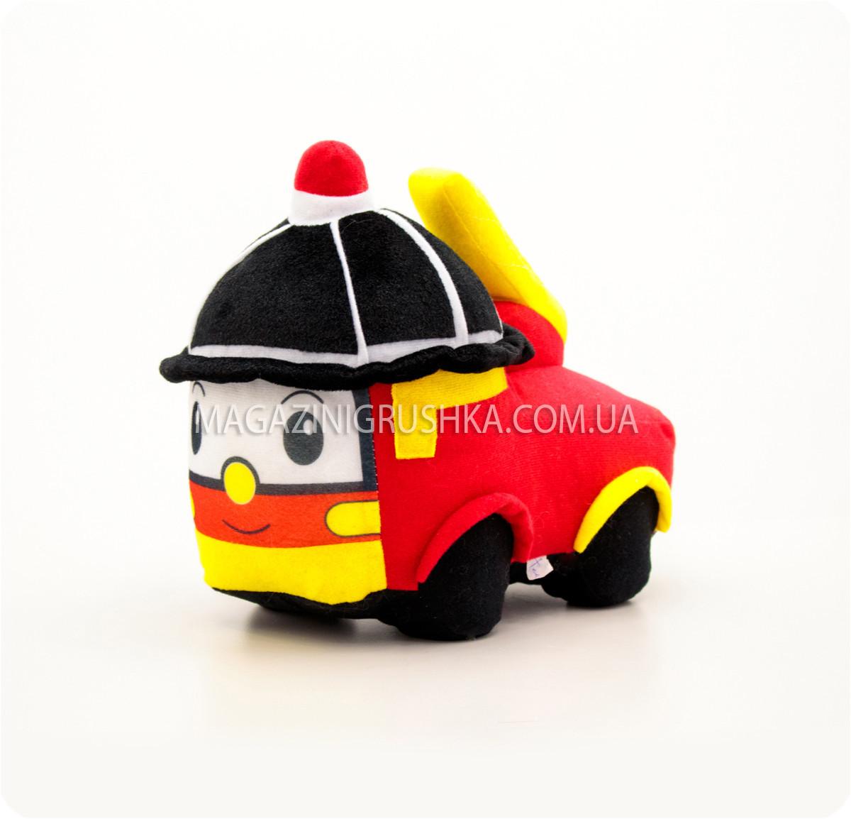 Мягкая игрушка Машинка Рой 1
