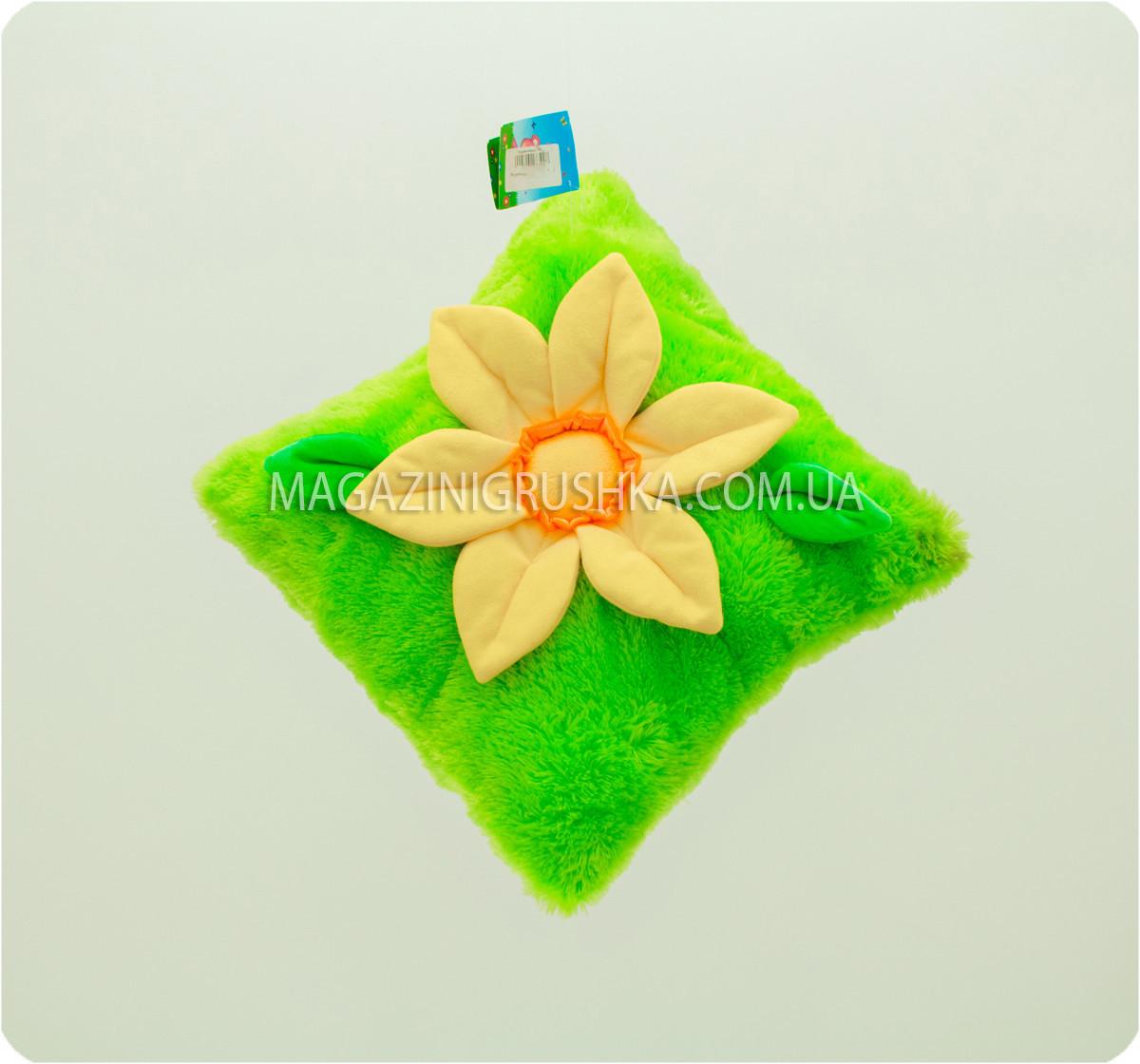 Подушечка для дитини з квіточкою