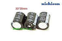 Nichicon LS series 6800 мкФ 50 В 30*35 мм
