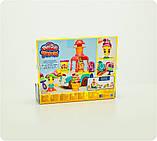 "Набор пластилина Play-Doh Город ""Грузовичек с мороженным"", B3417, фото 2"