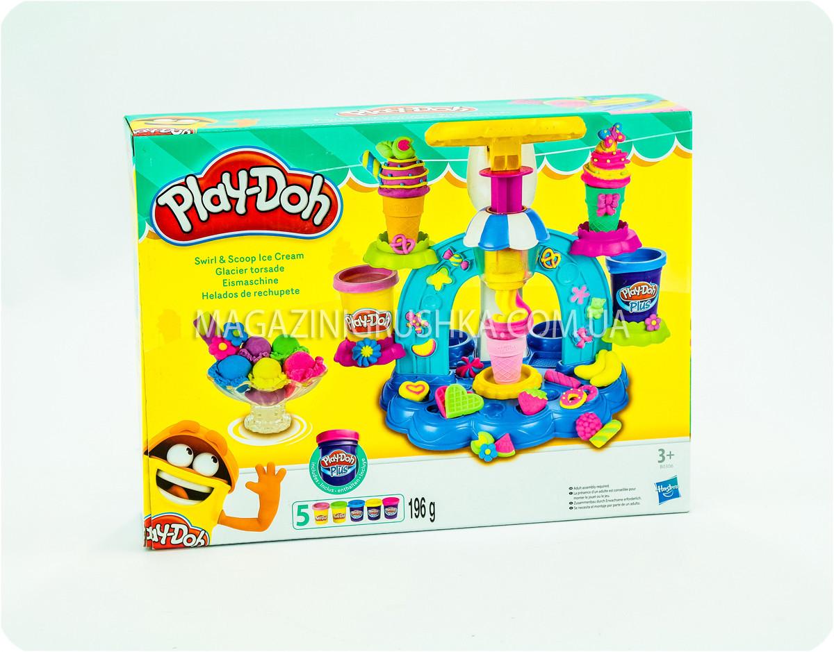 Набір для ліплення Play-Doh «Фабрика морозива» B0306