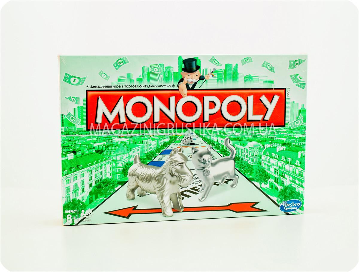 Настольная игра «Монополия» (обновленная)