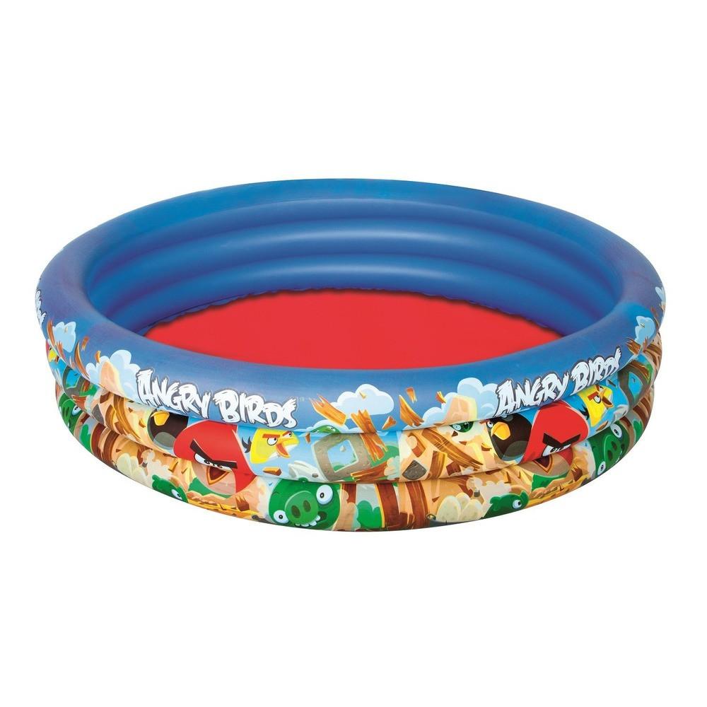 Надувний басейн Angry Birds