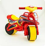 Мотоцикл Байкер Спорт 0139/10B немузыкальный, фото 2
