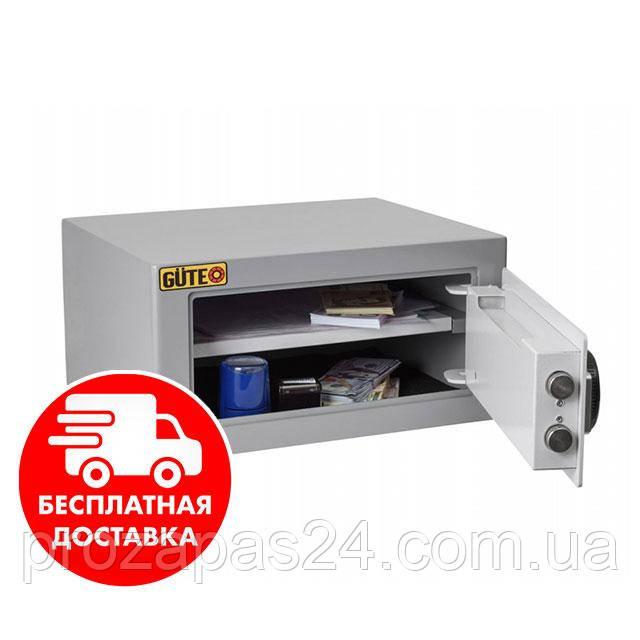 Меблевий сейф GSЕ-22 400х200х350