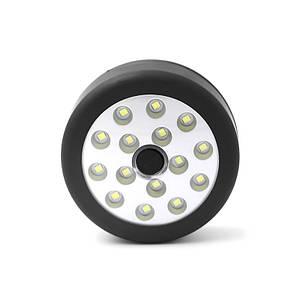 Мини-светильник Lesko TX-015 Black портативный светодиодный