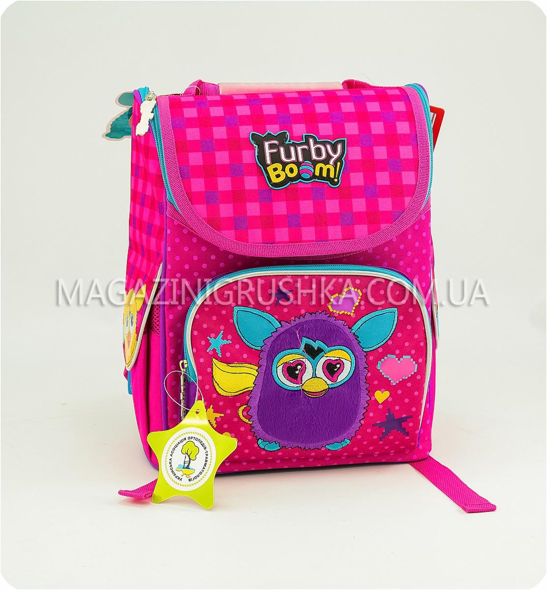 Рюкзак шкільний каркасний Furby boom «1 вересня» 551606