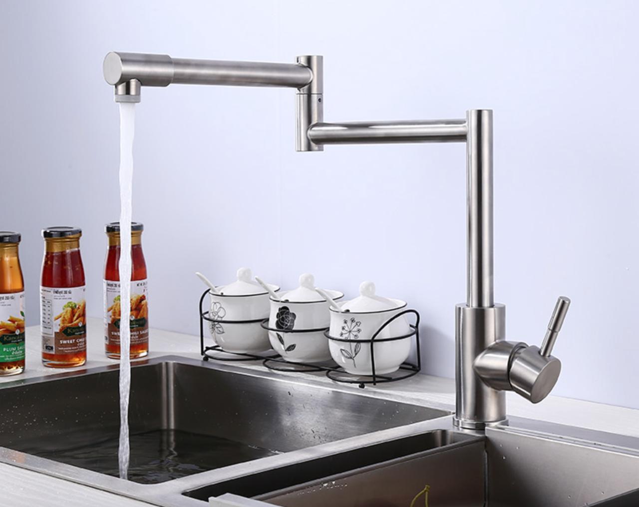 Змішувач для кухні. Модель RD-202-5
