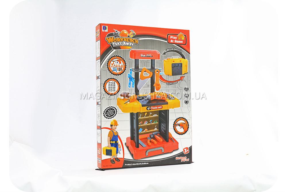 """Игровой набор инструментов «Рабочая мастерская"""" -"""