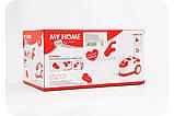 Детский пылесос на батарейках «My Home» (свет, звук) 3213, фото 2
