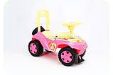 Іграшка толокар «Автомобіль для прогулянок ТехноК Кошеня» -, фото 2